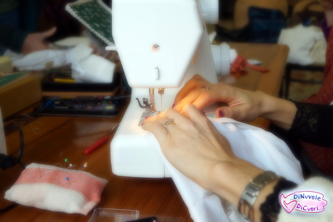 cucito, sewing