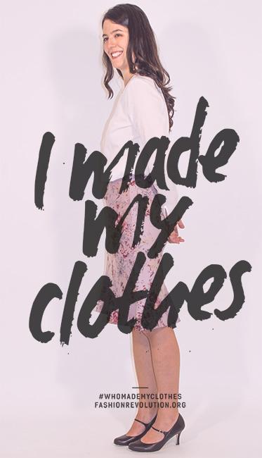 fashion revolution, whomademyclothes