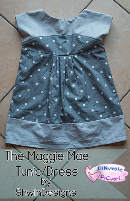 Maggie Mae Tunic/Dress by ShwinDesing