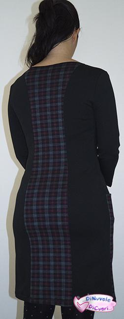 Nuovo cartamodello DNDC: Olivia, il vestito con cuciture princesse