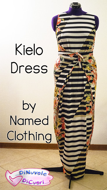 Vestito Named Kielo di DNDC