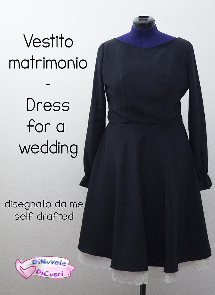 Vestito Matrimonio anni 60