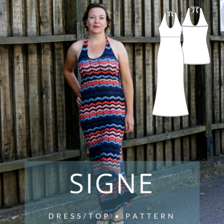 Signe Dress Top Maria Denmark
